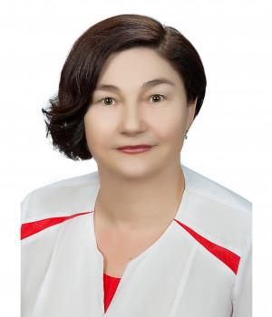 Базилевич Наталья Яковлевна