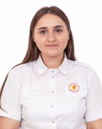 Марабян Тереза Саркисовна