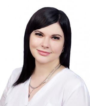 Строкун Мария Михайловна